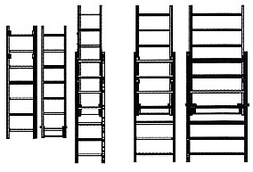light weight ladders